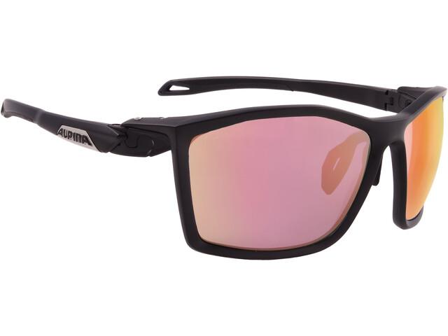 Alpina Twist Five QVM+ Cykelbriller sort (2019) | Glasses